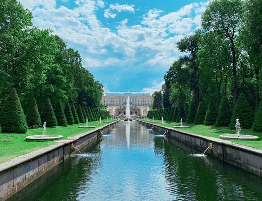 2 Flugtickets für das Brautpaar nach Sankt Petersburg in Russland
