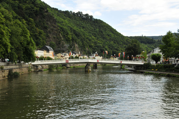 Offenbacher Promenade in Bad Ems