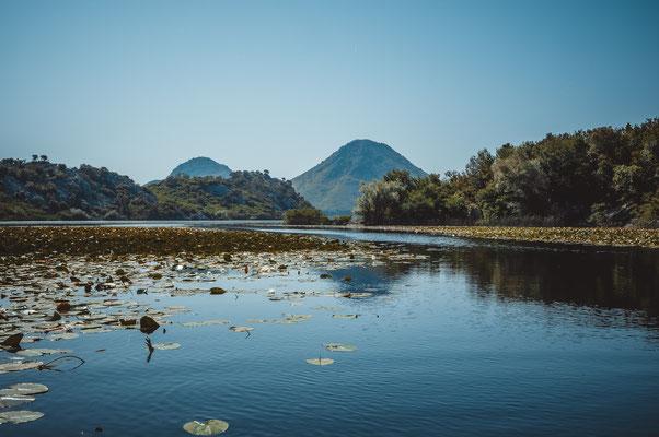 Der bekannteste See im Naturschutzgebiet von Montenegro
