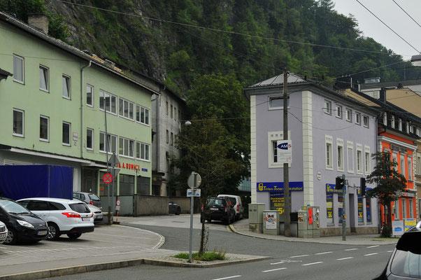 Straßen von Salzburg