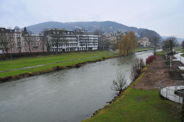 Bad Kissingen an der Fränkischen Saale