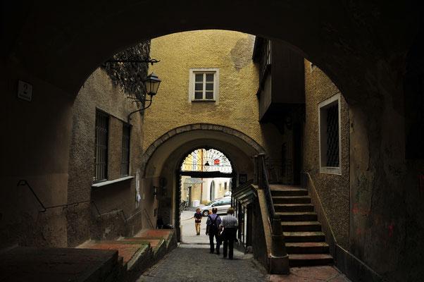 Verlassene Ecken der Stadt Salzburg