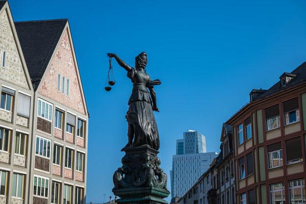 Sehenswürdigkeit in Frankfurt am Main am Römer