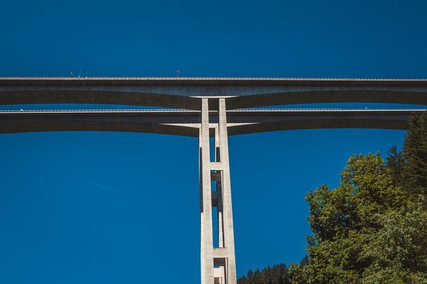 Stahlbetonbrücke