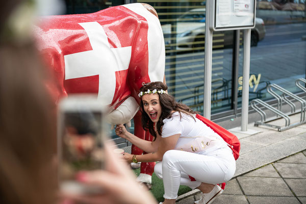 Russisch-sprechender Fotograf in Düsseldorf für die Hochzeit und vor der Hochzeit