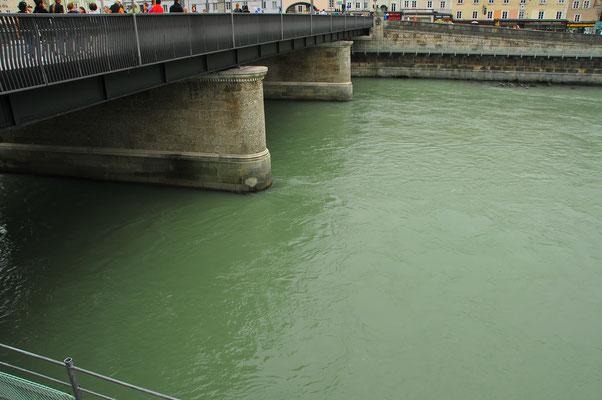 Fluss Salzach