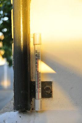 Über 30 Grad im Schatten das ständige Sommer-Wetter in Stawropolskij krai