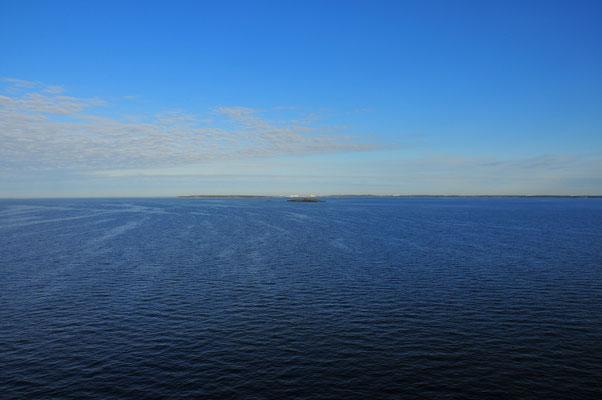 Die Weite des Baltischen Meeres