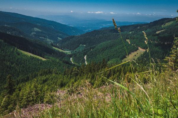 Man ist so nah dem Himmel wenn man in Österreich ist