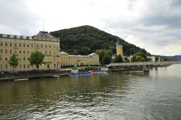 Wilhelms Allee in Bad Ems