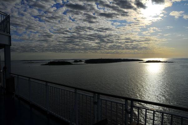 Inselgruppe im Baltischen Meer
