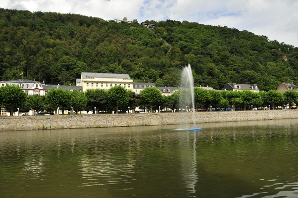 Jacques Offenbach Promenade in Bad Ems
