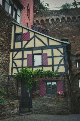 Turmmuseum auf Schönburg in Oberwesel von Innen