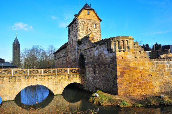 Mittelalterliche Festung von Bad Vilbel