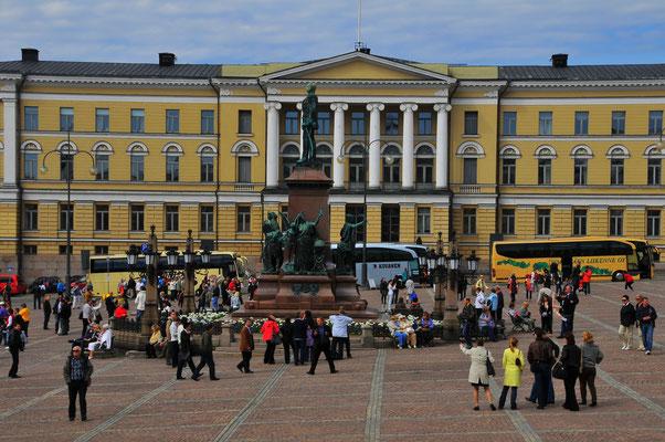 Sehenswürdigkeiten von Helsinki