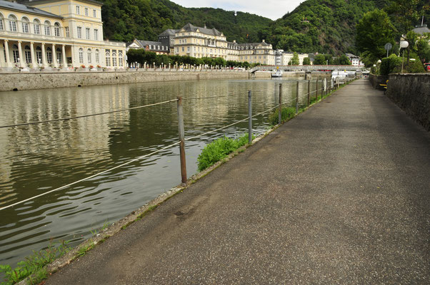 Carl-Heyer-Promenade in Bad Ems