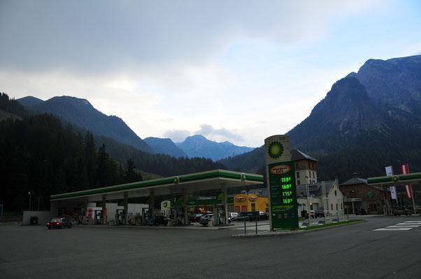 Österreichische Tankstellen