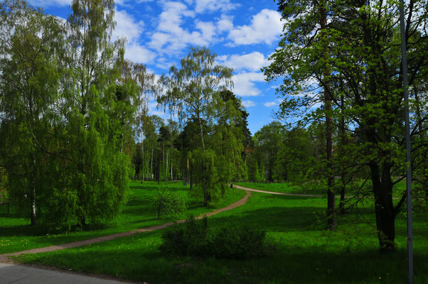 Parks von Helsinki