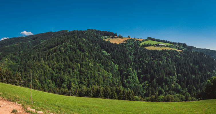 Berglandschaft Panorama