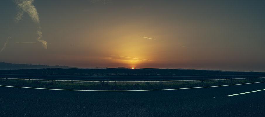 Kroatische Sonnenuntergänge quer durchs Land genießen