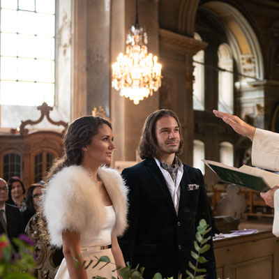 Fotograf und Videograf für moderne Hochzeit
