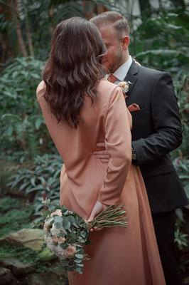 Vor der Hochzeit Portraitaufnahmen