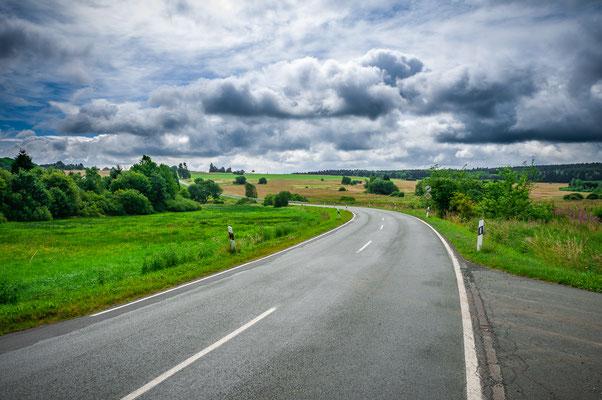 Die Straße nach Daaden