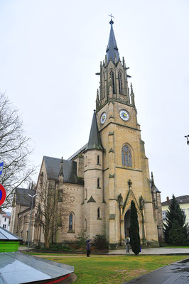 Kirche von Bad Kissingen