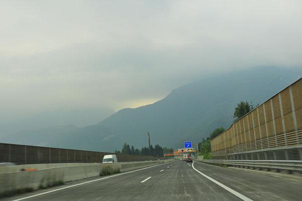 Autobahn in Österreich
