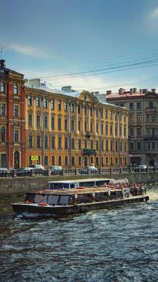 Sankt Petersburg - All Inklusive Paket für Russland-Begeisterte