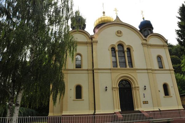 Orthodoxe Kirche von Bad Ems