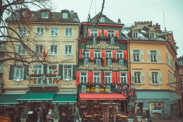 Altstadt von Baden-Baden