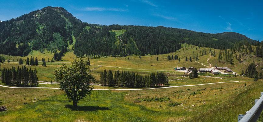Dorflandschaft - Panorama