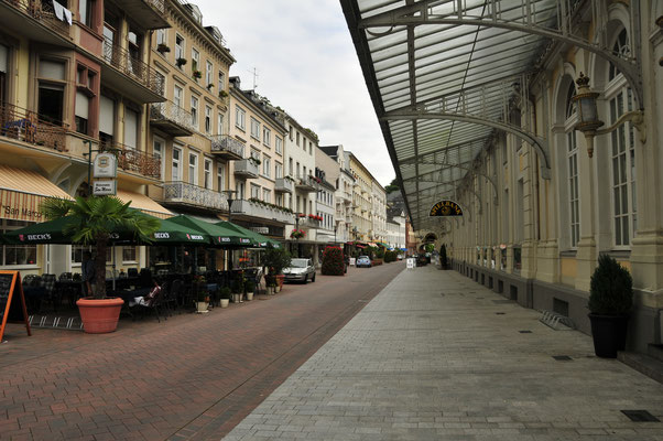 Römerstraße in Bad Ems