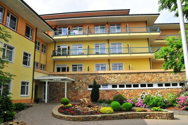 Krankenhaus von Bad Sobernheim