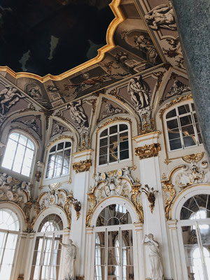 Persönliche fotografische Begleitung in Sankt Petersburg