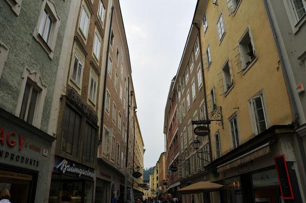 Salzburg Stadtmitte