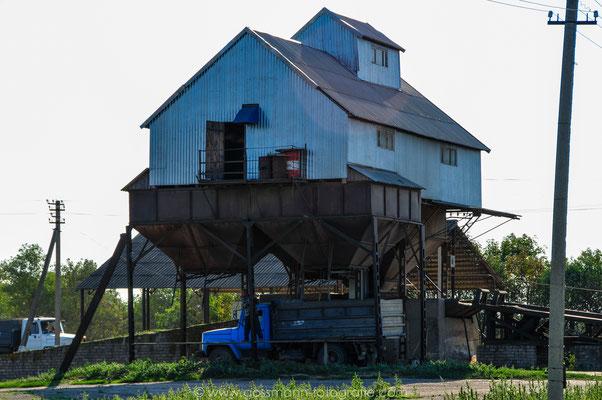 Getreide Station