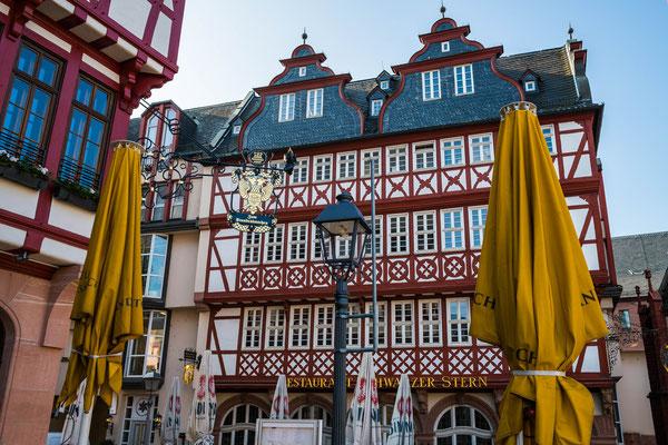 Gaststätten am Römer in Frankfurt