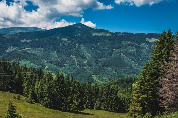 Traumhafte Berglandschaften Österreichs