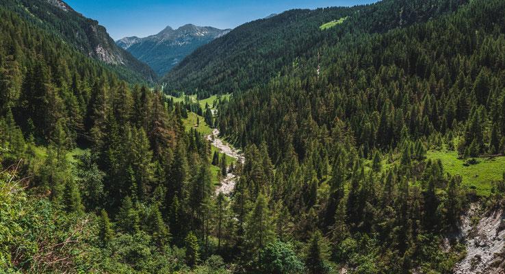Flüsse, die ihren Anfang in Österreich nehmen