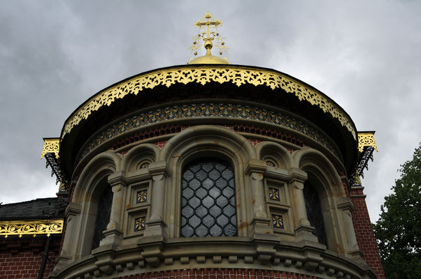 Russische Orthodoxe Kirche in Bad Homburg