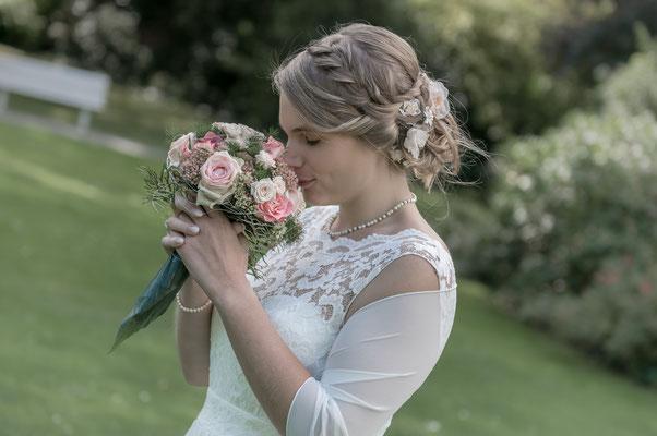 Die Düfte der Liebe am Hochzeitstag