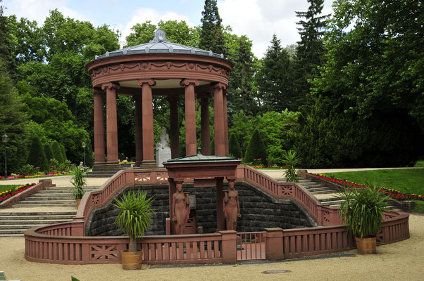 Elisabethenbrunnen in Bad Homburg