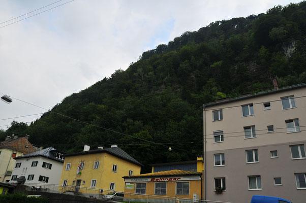 Häuser von Salzburg