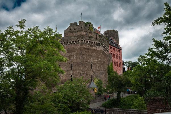 Turmmuseum auf Schönburg in Oberwesel am Rhein