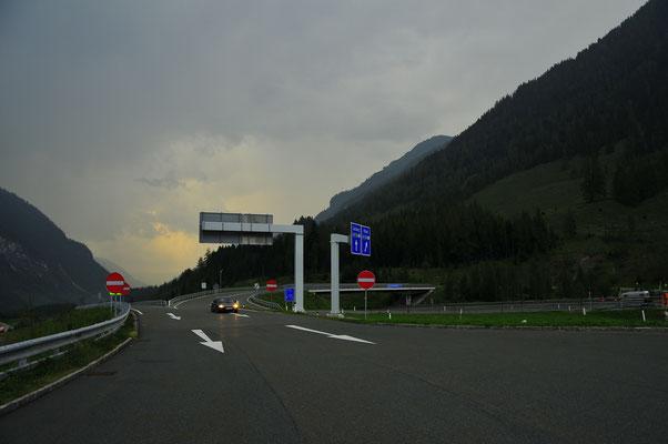 Tanken in Österreich