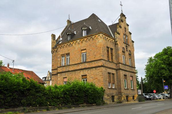 Straßen von Bad Sobernheim