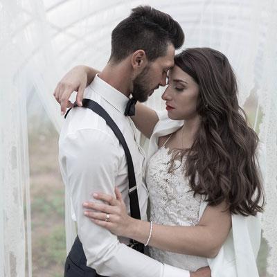 Fotograf und Videograf für moderne Hochzeit in Frankfurt