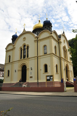 Russiche Orthodoxe Kirche in Bad Ems